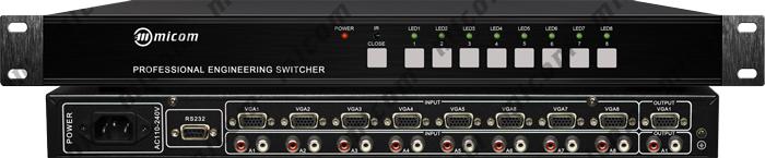输入输出接口:hd15pin(vga)母头/15针db插座/d-sub