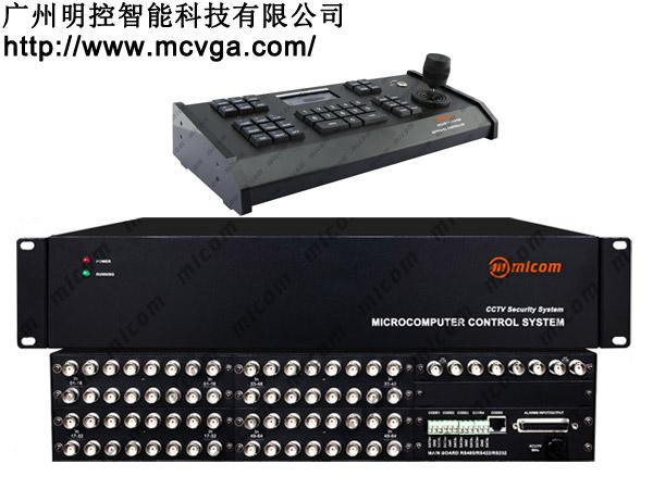 监控视频矩阵主机传输线问题集锦